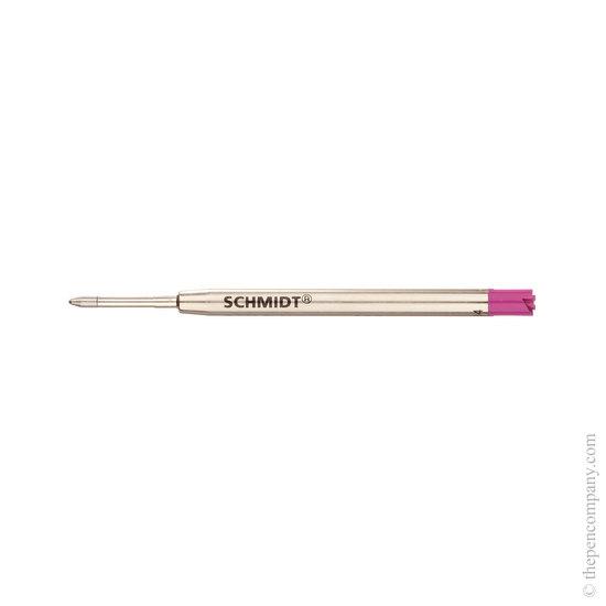 Magenta Schmidt P900 G2 Ball Pen Refill - Medium