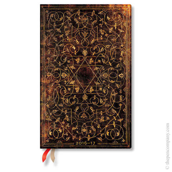 Paperblanks Grolier Ornamentali 2016-17 academic diary - 1