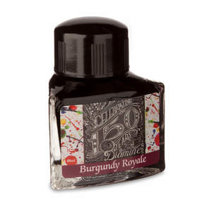 Burgandy Royale Diamine 150th Anniversary Ink - 1