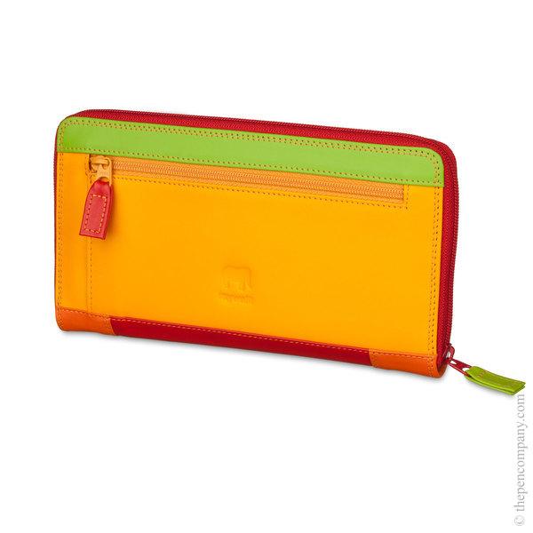 Jamaica Mywalit Large Zip Around Wallet/ Purse