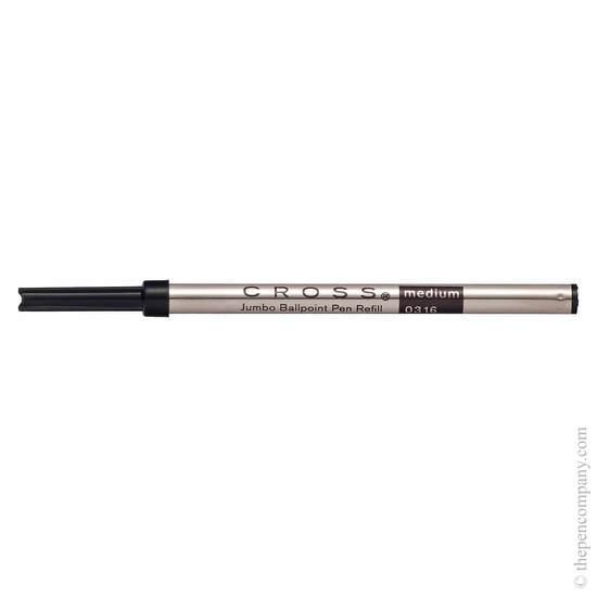 Black Cross Selectip Jumbo Ballpoint Refill - 1