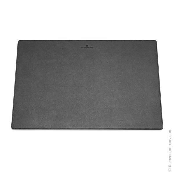 Black Graf von Faber-Castell Epsom Desk Pad - Grained