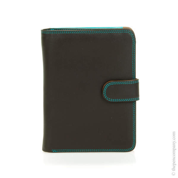 Chocolate Mousse Mywalit Large Snap Wallet Purse