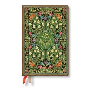 Paperblanks Poetry in Bloom Poetry in Bloom Academic Diary Mini