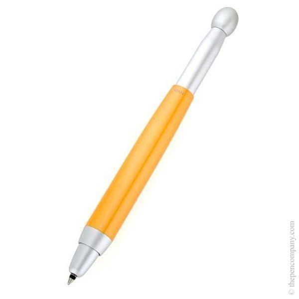 Orange Tombow Ladies Ballpoint Pen