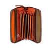 Mywalit Zip Around Fan Card Holder Safari Multi - 2