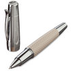 Faber-Castell e-Motion Rollerball Pen Parquet Ivory - 2