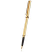 Sailor Chalana Fountain Pen Gold Barley with Black Stripe - 1