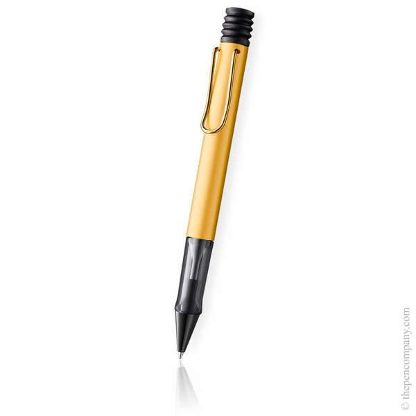 Gold Lamy Lx Ballpoint Pen