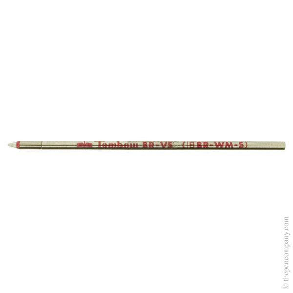 Red Tombow BR-VS Mini Ball Pen Refill