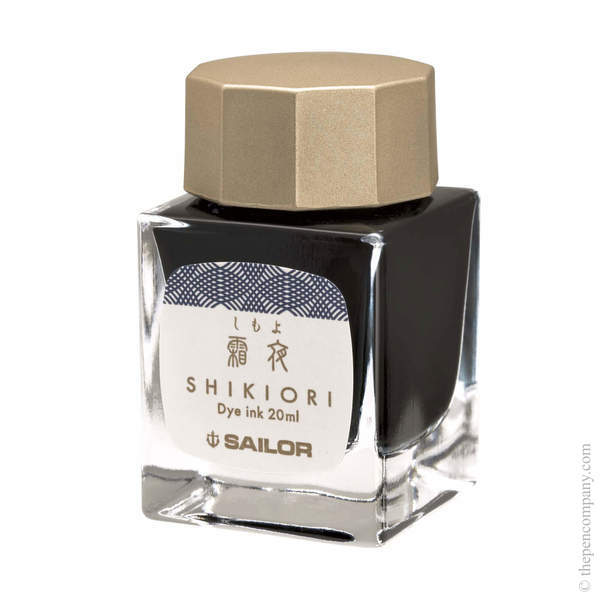 Shimoyo Sailor Bottled Shikiori Ink