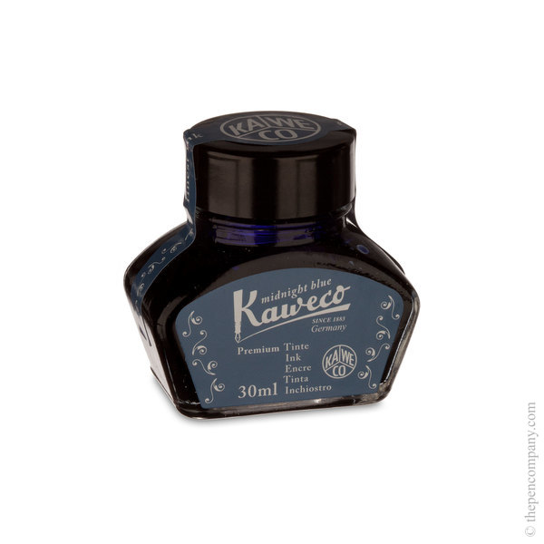 Midnight Blue Kaweco Bottled Ink
