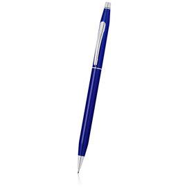 Blue Lacquer Cross Classic Century Mechanical Pencil - 1