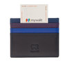 Mywalit Small Card Holder Kingfisher - 3