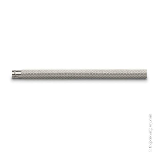 Light Grey Graf von Faber-Castell No.V Guilloche Pocket Pencils Graphite Pencil