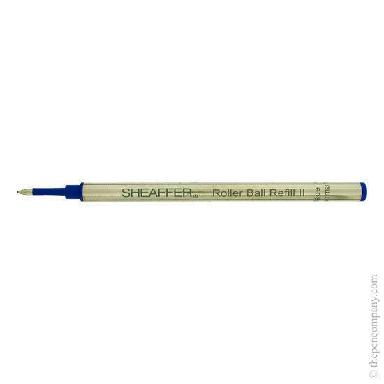 Sheaffer Slim Rollerball Pen Refill Blue - 1