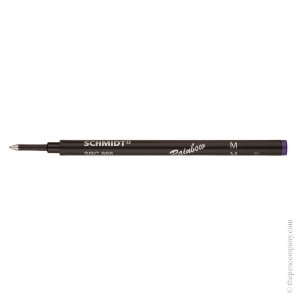 Purple Schmidt L 888 Safety Ceramic Rollerball Refill Medium