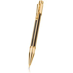 Caran d'ache Varius Chinablack Mechanical Pencil Gold - 1