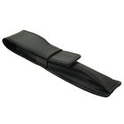 Lamy A31 Single Pen Case Black Leather - 1