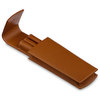 Graf von Faber-Castell triple pen case-brown leather - 3