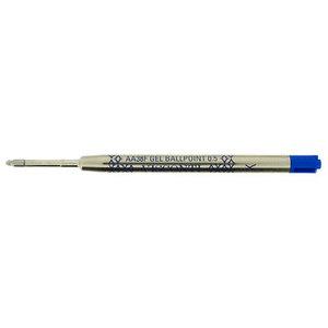 Visconti A38 Gel Ballpoint Pen Refill Blue Medium - 1