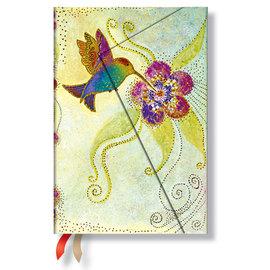 Paperblanks Hummingbird Mini 2016 Horizontal Diary - 1