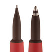 Tombow Zoom 707 ball pen and pencil set black with red trim - 5
