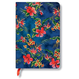 Paperblanks Mini Week-to-View Aloha Laulima 2016 Diary-4