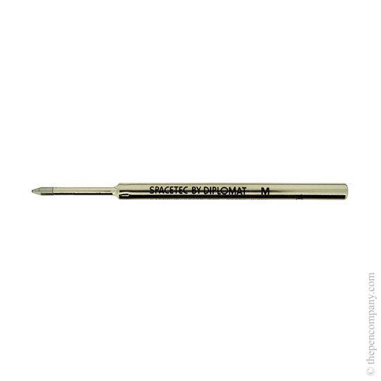 Diplomat Spacetec Ballpoint Pen Refill Black