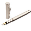 Graf von Faber-Castell Classic Platinum Fountain Pen Medium Nib - 3