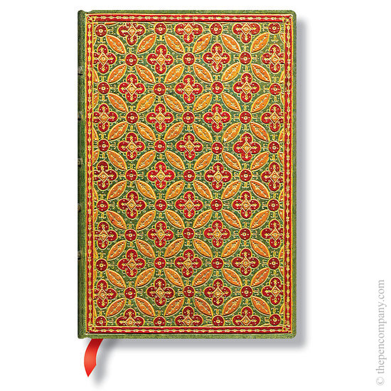 Lined Mini Paperblanks Mosaique Parisian Mosaic Journal - 1