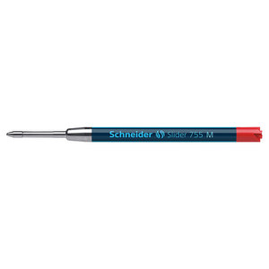 Red medium Schneider 755 refill - 1