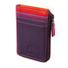 Mywalit Zip Purse plus ID Holder Sangria Multi - 0