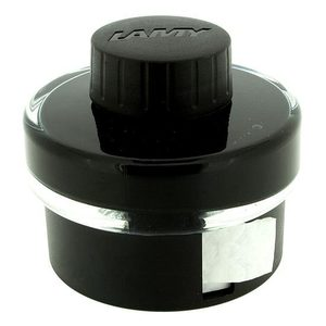 Lamy T52 Fountain Pen Ink Bottle 50ml Black - 2