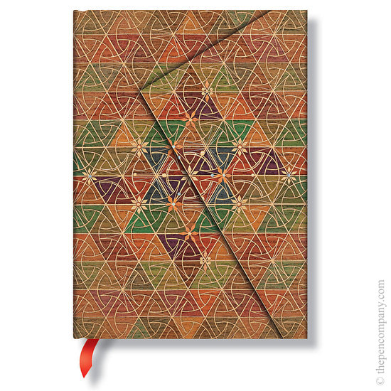 Lined Midi Paperblanks Metta Kirikane Journal - 1