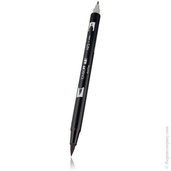 N75 Cool Grey 3 Tombow ABT Brush Pen Brush Pen