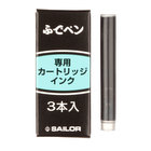 Sailor Brush Pen Cartridges - 1