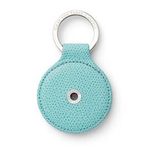 Turquoise Graf von Faber-Castell Key Ring - 1