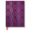 Paperblanks French Ornate Silk Journal Violet Lined - 4