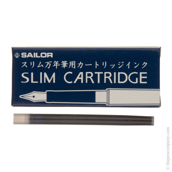 Sailor Slim Ink Cartridges