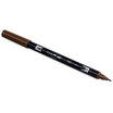 Tombow ABT brush pen 969 Chocolate - 2