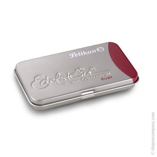 Ruby Pelikan Edelstein Ink cartridges - 2