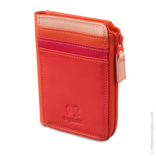 Mywalit Zip Purse plus ID Holder Candy - 1