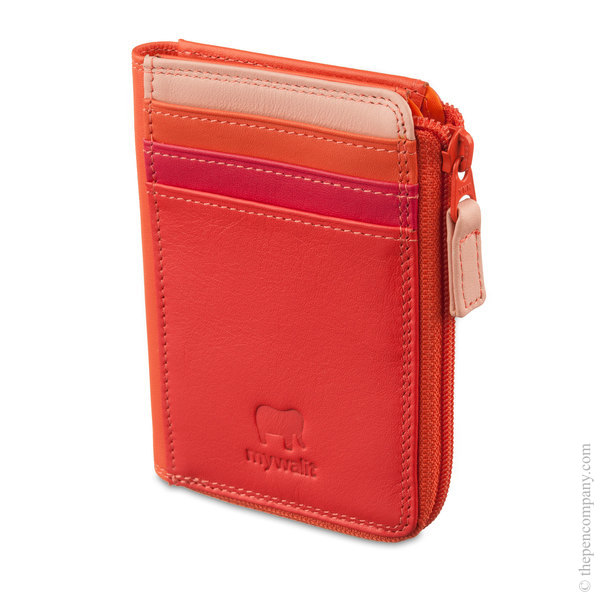 Candy Mywalit Zip Purse with ID Holder