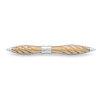 Jack Row Architect fountain pen White Gold with Diamonds - 2