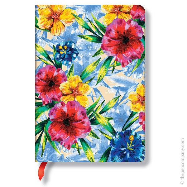 Midi Paperblanks Aloha Journal Journal Ola Lined