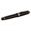 Black/Rhodium Sailor Professional Gear Naginata-Togi Fountain Pen - Naginata Togi Medium Nib - 2