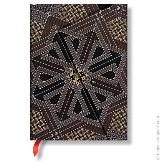 Lined Midi Paperblanks Dhyana Kirikane Journal - 1