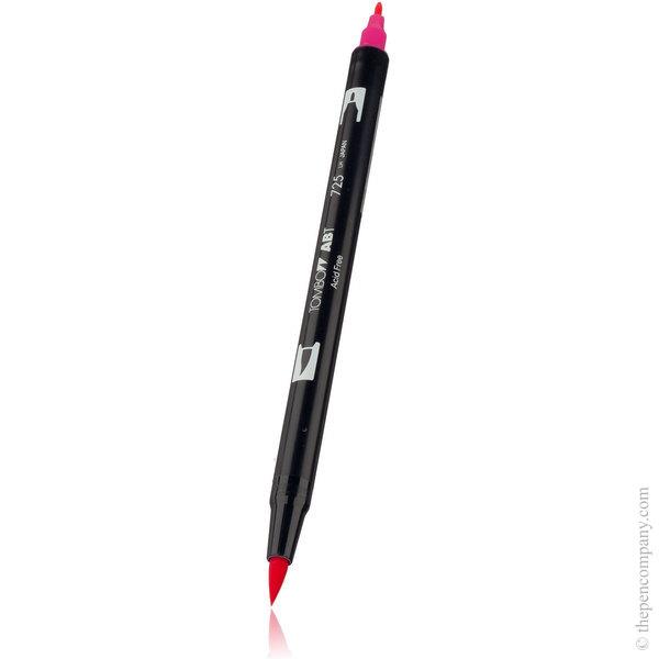 725 Rhodamine Red Tombow ABT Brush Pen Brush Pen
