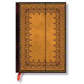 Paperblanks Foiled Old Leather Journal Embossed-Un-Lined - 3